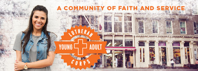 Lutheran Youth Adult Corps