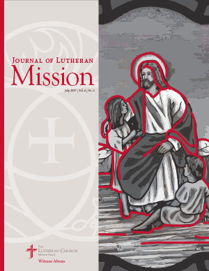Journal of Lutheran Mission