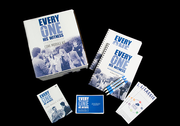 Every One His Witness Lutheran Evangelism Program Kit